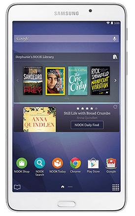 cpr samsung galaxy tab 4 nook repair services