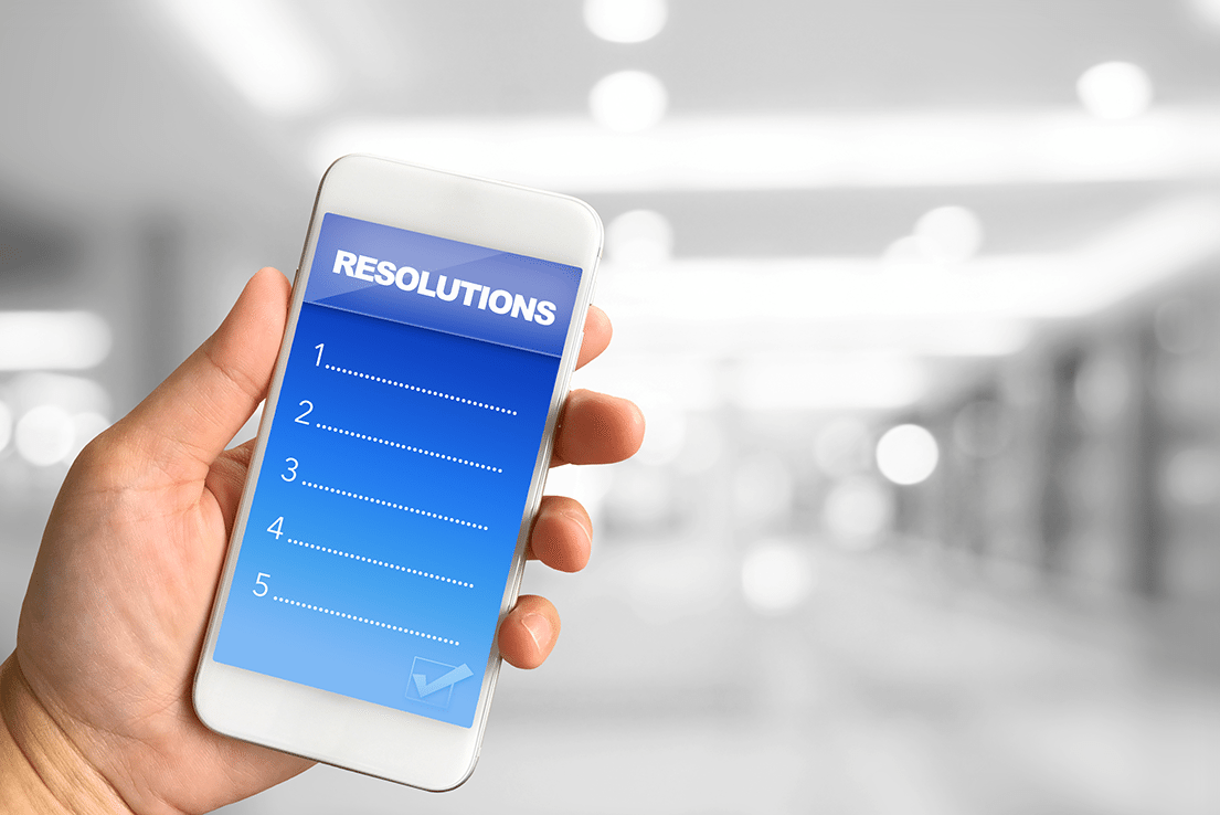 best new year's resolution apps