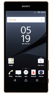 sony xperia z5 repair services