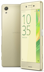 xperia x performance repair services