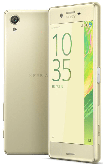 broken sony xperia x performance needing repair