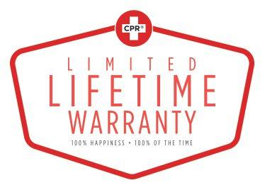 cpr cell phone repair warranty