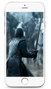 game of thrones and iphone 7 plus