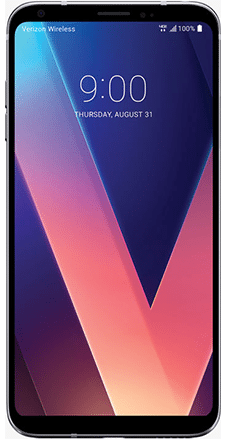 broken LG V30 needing repair