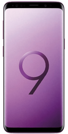 broken samsung galaxy s9+ needing repair