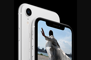iphone xr features of camera and display