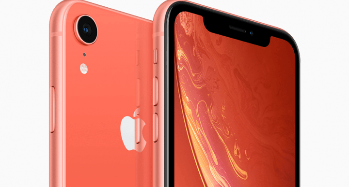 colorful iphone xr features and display