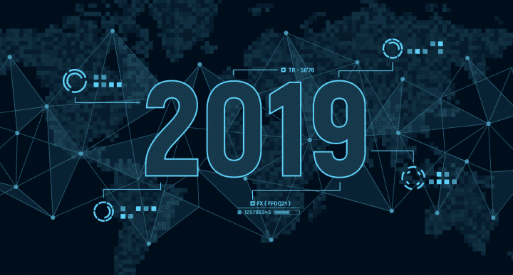 2019 technology graphic