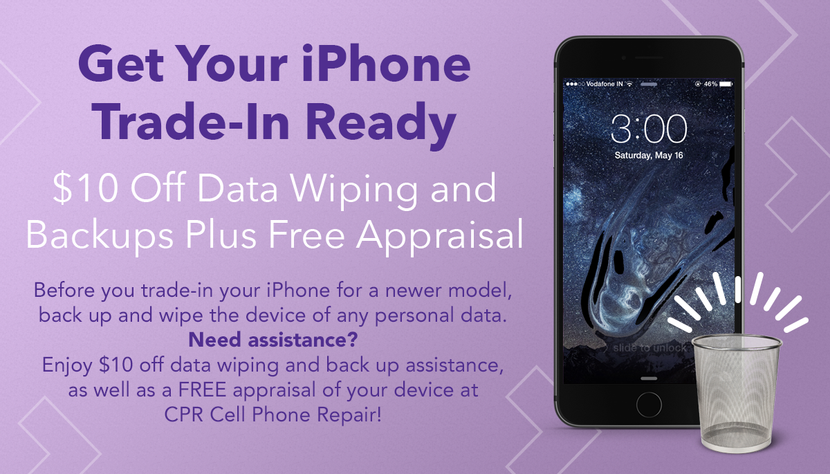 Cell Phone Repair Deal of the Month | Save on Repairs