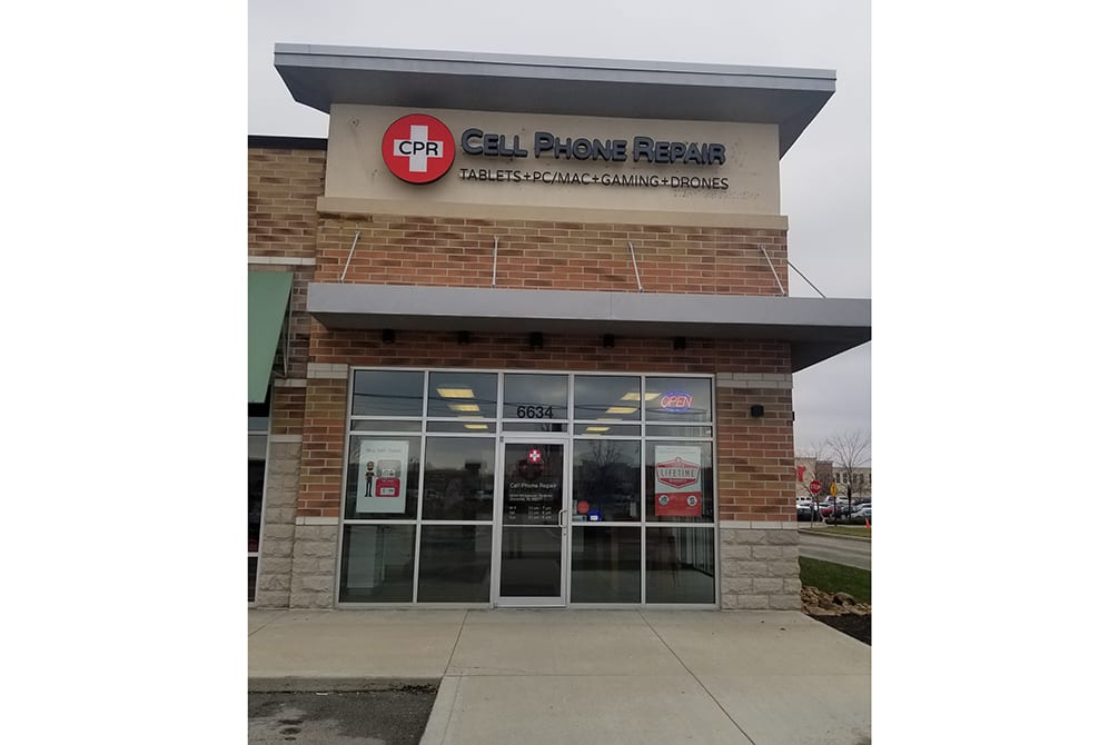Image of CPR Cell Phone Repair Zionsville IN